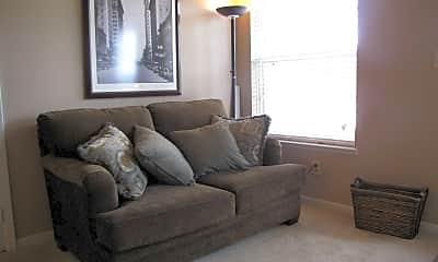 Living Room, Cliff Terrace, 1