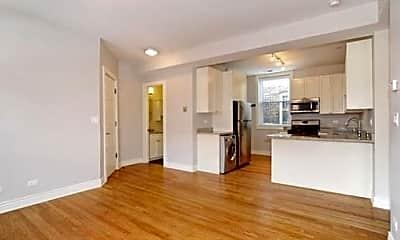 Kitchen, 3600 N Oakley Ave 2, 1