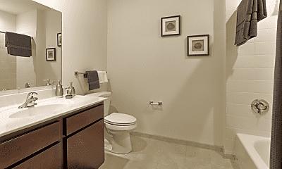 Bathroom, 22 Jones St, 1