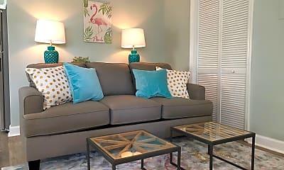Living Room, 2727 Oak St 2, 1