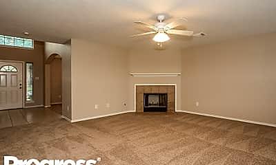 Living Room, 12903 Harvest Run Ln, 1