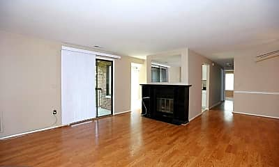 Living Room, 18131 Chalet Dr 24-303, 1