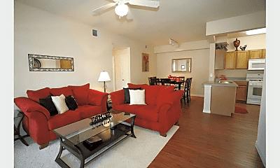 Living Room, 120 River Bend, 0