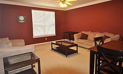 Living Room, 6611 W Sam Houston Pkwy S 3C, 1