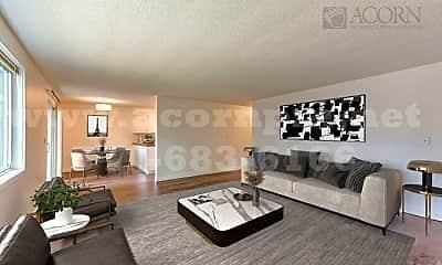 Living Room, 33 E 30th Ave, 0