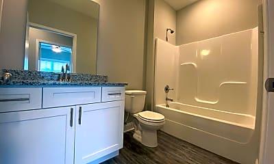 Bathroom, 5002 Worth Way, 2