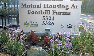 Mutual Housing at Foothill Farms, 1