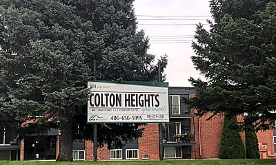 Colton Heights Apartments, 1