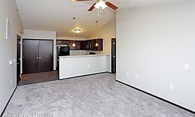 Living Room, 605, 615, 625 W. 81st Street Suite 100, 2