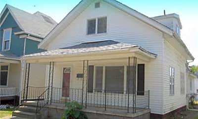 Building, 1132 W Jefferson Blvd, 0