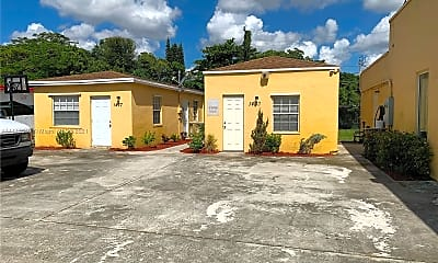 Building, 1471 NW 54th St 1477, 0
