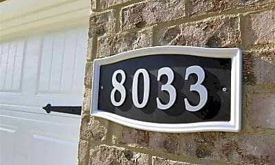 Community Signage, 8033 Hagood St, 1