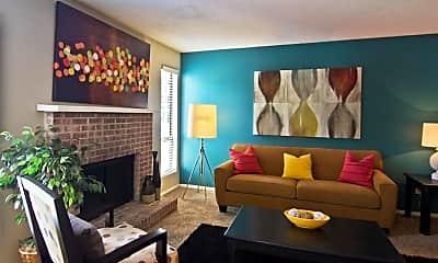 Living Room, Woodcreek, 1