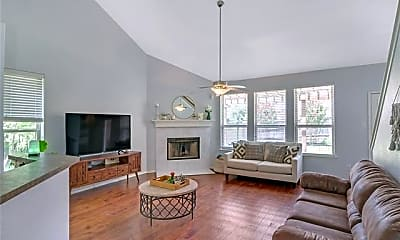 Living Room, 5112 Rustic Ridge Dr, 1