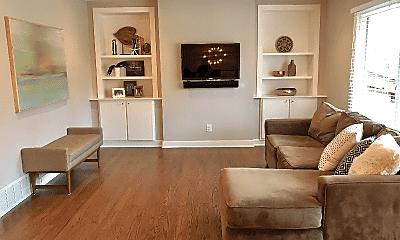 Living Room, 420 E Wynbrook Dr, 0