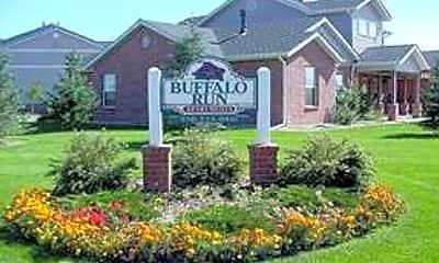Buffalo Run, 0