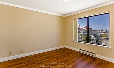 Bedroom, 925 Irving St, 1