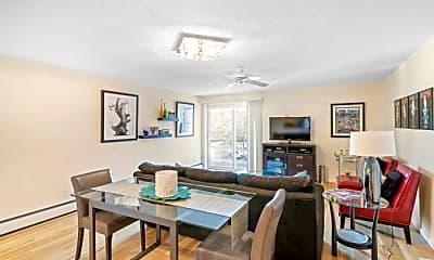 Living Room, 50 Green St, 1