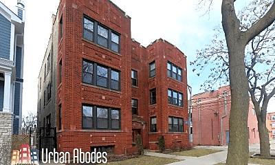 Building, 3340 N Oakley Ave, 0
