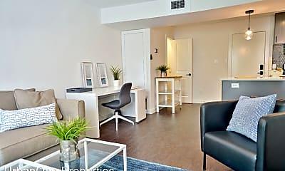 Living Room, 4321 Mt Vernon St, 1