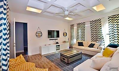 Living Room, 3444 Atlantic Cir, 2