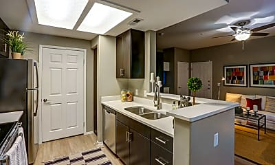 Kitchen, Canyon View, 1
