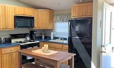 Kitchen, 123 W Tide Way SUMMER, 1