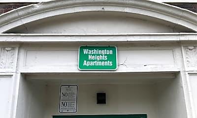 Washington Heights Apartments, 1