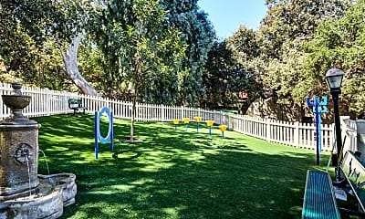 Playground, The Meadows at Westlake Village, 2