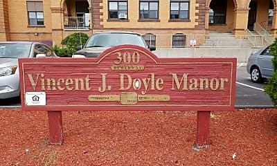 VJ Doyle Manor, 1