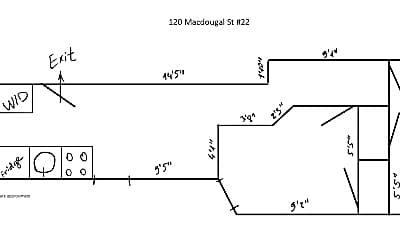 120 MacDougal St 22, 2