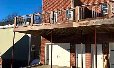 Building, 421 Kline Alley, 2