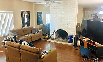 Living Room, 44408 Denmore Ave, 1