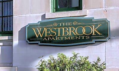Community Signage, Westbrook Apartments, 0