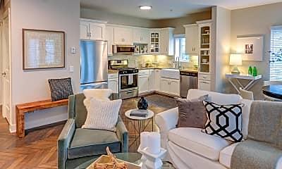 Living Room, Miramar Apartments, 0