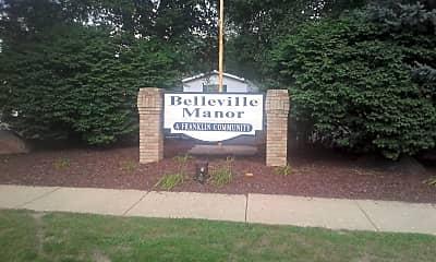 Belleville Manor, 1