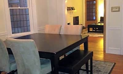 Dining Room, 266 S 46th St, 1