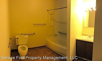 Bathroom, 107 N East St, 2