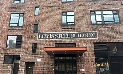 The Lewis Steel Building, 1