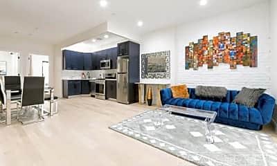 Living Room, 643 Knickerbocker Ave, 0