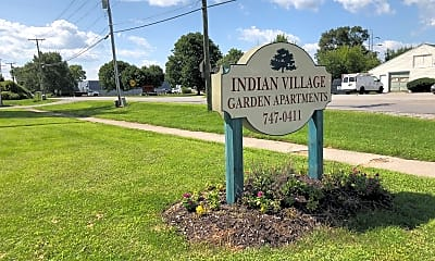 Indian Village Garden Apts, 1