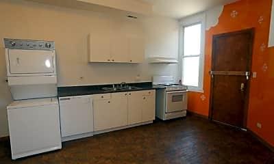 Kitchen, 2036 N Damen Ave., 1