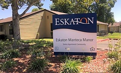Eskaton Manteca Manor, 1