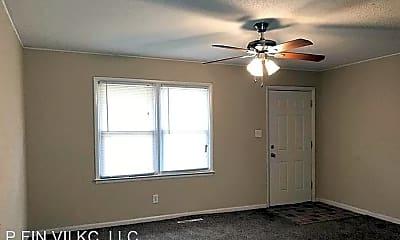 Bedroom, 7521 Olive St, 1