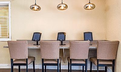 Dining Room, Lakewood Oaks, 2