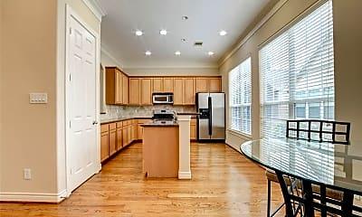 Kitchen, 3446 Cline Street, 1