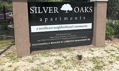 Silver Oaks Apartments, 1