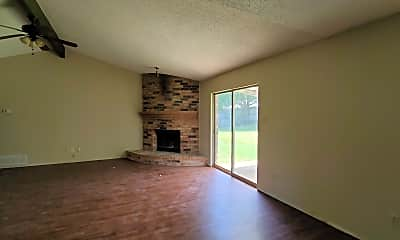 Living Room, 6110 Autumn Springs Drive, 1