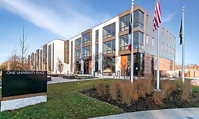 Building, 1300 Melrose Ave, 1