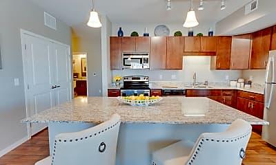 Kitchen, Gabella at Parkside, 0